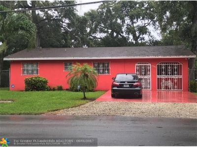 Miami Gardens Single Family Home For Sale: 2983 NW 168th Ter