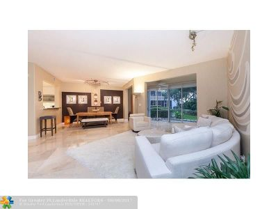 Pompano Beach Condo/Townhouse For Sale: 4128 W Palm Aire Dr #281D