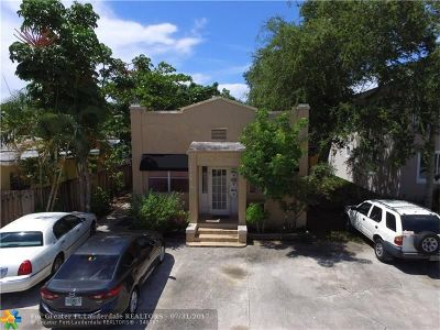 Fort Lauderdale Multi Family Home For Sale: 708 SE 6th Ct