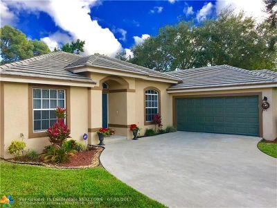 Lauderhill Single Family Home Backup Contract-Call LA: 5400 NW 64th Ter