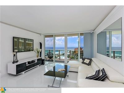 Deerfield Beach Condo/Townhouse For Sale: 333 NE 21st Ave #1520