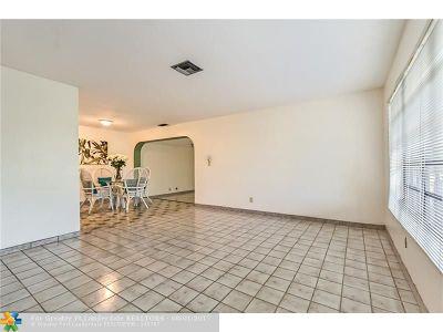 Pompano Beach Single Family Home For Sale: 1301 NE 25th Ave