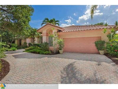 Weston Single Family Home For Sale: 1253 Manor Dr S