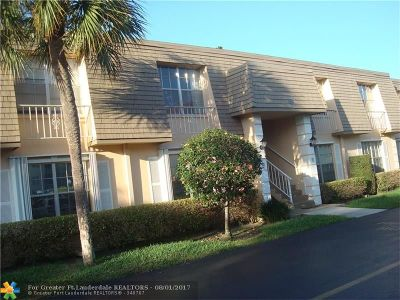 Plantation Condo/Townhouse For Sale: 290 NW 69th Ave #170