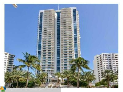 Hollywood Condo/Townhouse For Sale: 3101 S Ocean Dr #1003