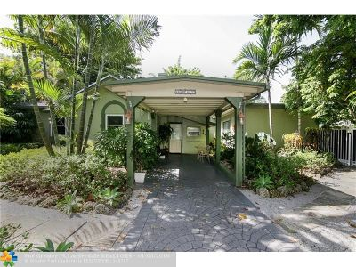 Miami Single Family Home For Sale: 884 NE 88th St