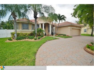 Pembroke Pines Single Family Home Backup Contract-Call LA: 14097 NW 16th Dr