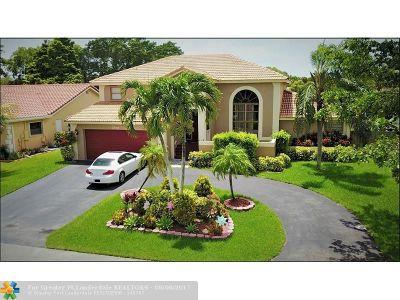 Davie Single Family Home For Sale: 5101 King Arthur Ave