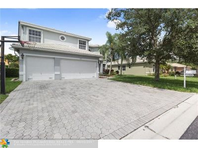 Coral Springs Single Family Home Backup Contract-Call LA: 11525 NW 49th Ct