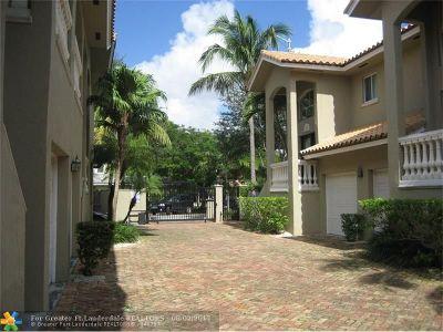 Miami Condo/Townhouse For Sale: 3082 Bird Ave #6