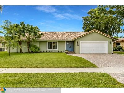 Plantation Single Family Home Backup Contract-Call LA: 1050 NW 76th Ave