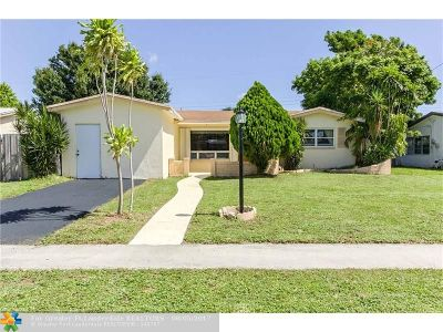 Lauderdale Lakes Single Family Home Backup Contract-Call LA: 3365 NW 33rd St