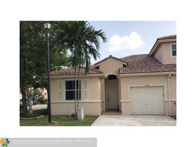 Pembroke Pines Condo/Townhouse Backup Contract-Call LA: 13024 NW 9th Ct #13024