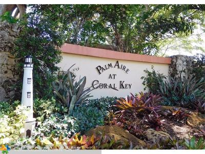 Lighthouse Point Condo/Townhouse For Sale: 3180 NE 48th Ct #214