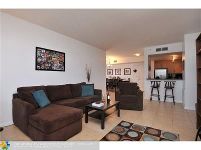 Fort Lauderdale Condo/Townhouse For Sale: 511 SE 5th Ave #1012
