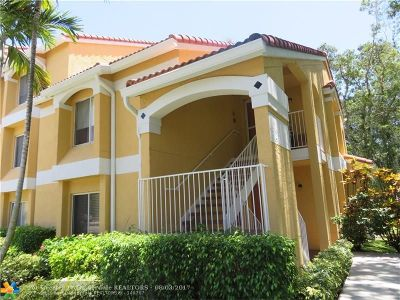 Oakland Park Condo/Townhouse For Sale: 2405 NW 33rd St #1206