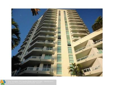 Fort Lauderdale Condo/Townhouse For Sale: 401 SW 4th Ave #1208
