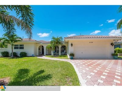 Fort Lauderdale Single Family Home Backup Contract-Call LA: 2124 NE 59th Pl