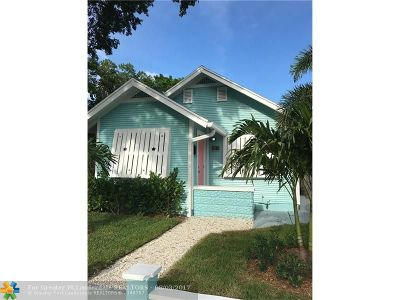 Palm Beach County Single Family Home Backup Contract-Call LA: 426 N D St