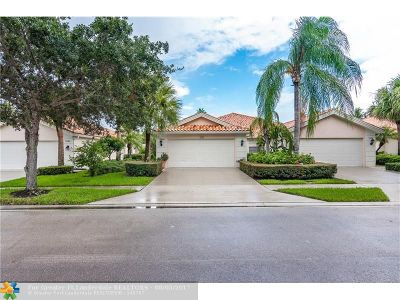 West Palm Beach Condo/Townhouse For Sale: 7098 Gila Lane #.