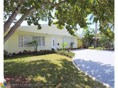 Dania Single Family Home For Sale