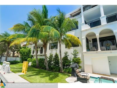 Fort Lauderdale Condo/Townhouse For Sale: 1532 SE 12th St #204