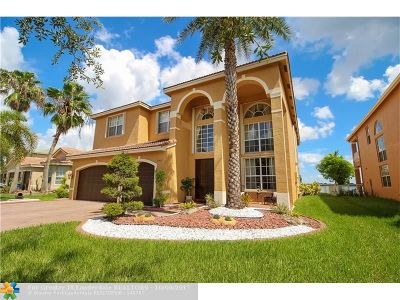Miramar Single Family Home For Sale: 19459 SW 54th Street