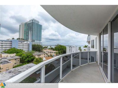 Miami Condo/Townhouse For Sale: 601 NE 23rd St #606