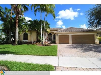 Miramar Single Family Home For Sale: 18651 SW 39th Ct