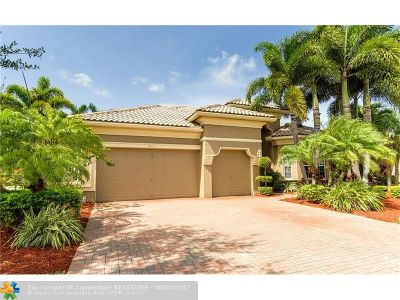 Parkland Single Family Home For Sale: 7613 NW 122nd Dr