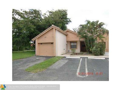 Coral Springs FL Rental For Rent: $1,800