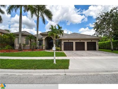 Pembroke Pines Single Family Home Backup Contract-Call LA: 1917 NW 137th Way