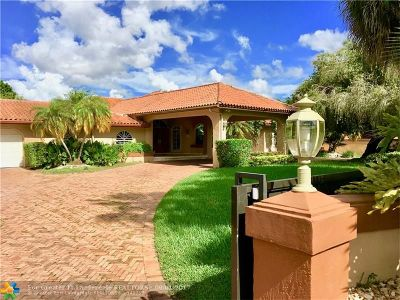 Miami Single Family Home For Sale: 400 NW 130th Ave