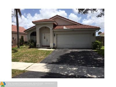 Margate Single Family Home Backup Contract-Call LA: 3360 NW 78th Ave