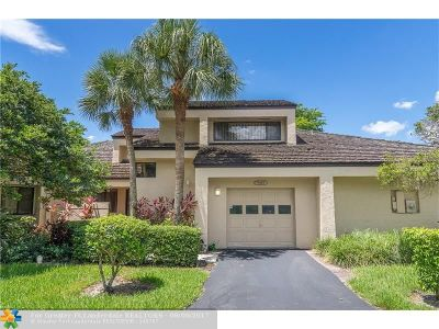 Plantation Single Family Home For Sale: 9424 Chelsea Dr
