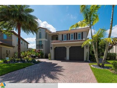Parkland Single Family Home For Sale: 12500 NW 79th Mnr