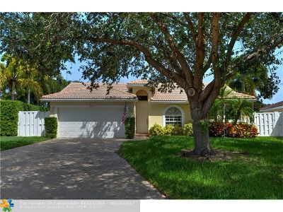 Oakland Park Single Family Home For Sale: 2001 NW 45th St