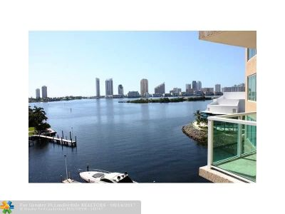 Aventura Condo/Townhouse For Sale: 3340 NE 190th St #1509