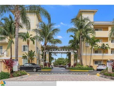 Fort Lauderdale Condo/Townhouse For Sale: 151 NE 16th Ave #276