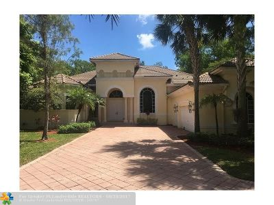 Parkland Single Family Home For Sale: 6202 NW 88th Ave