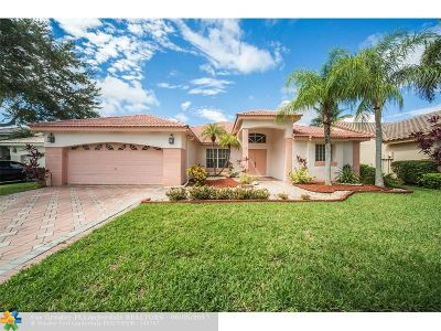 Weston Single Family Home Backup Contract-Call LA: 700 Verona Ct