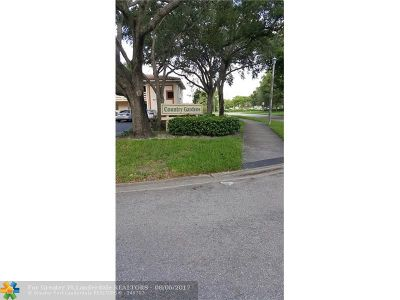Coral Springs Condo/Townhouse Backup Contract-Call LA: 3271 NW 103rd Ter #202-D