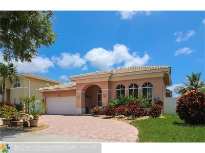 Miramar Single Family Home For Sale: 2167 SW 132nd Ter