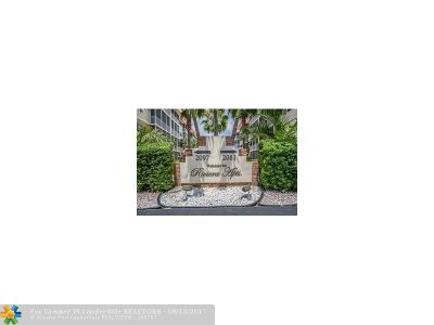 Hallandale Condo/Townhouse For Sale: 2097 S Ocean Dr #407