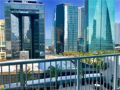 Miami Condo/Townhouse For Sale: 1250 S Miami Ave #1108