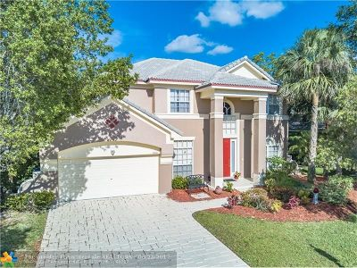 Parkland Single Family Home For Sale: 6060 NW 104th Ln