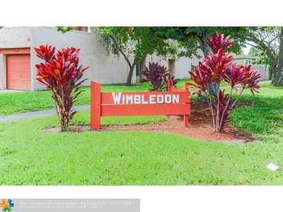 Lauderhill Condo/Townhouse For Sale: 1750 NW 58th Ave #2