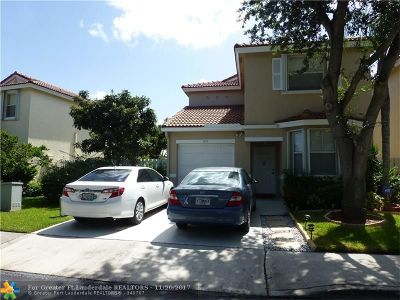 Hollywood Single Family Home For Sale: 4150 Fern Forest Rd