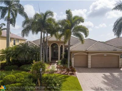 Parkland Single Family Home For Sale: 6894 NW 126th Ave