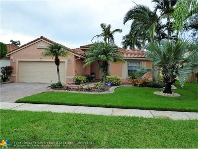 Miramar Single Family Home For Sale: 14621 SW 41st St